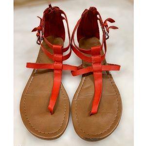 Mini Wedge Sandal
